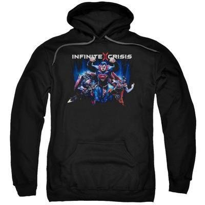 Hoodie: Infinite Crisis- IC Super