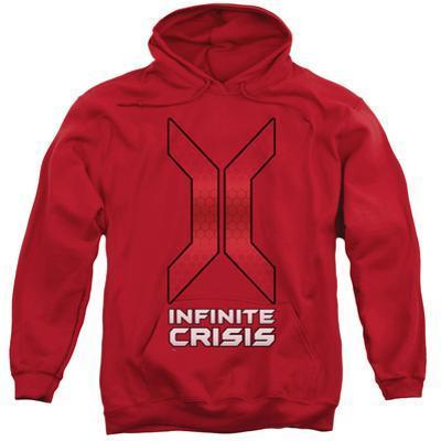 Hoodie: Infinite Crisis- Title