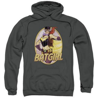 Hoodie: JLA- Batgirl Bombshell