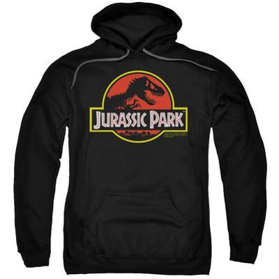 Hoodie: Jurassic Park - Classic Logo
