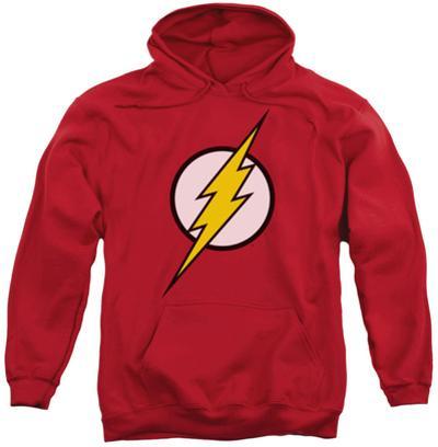 Hoodie: Justice League - Flash Logo