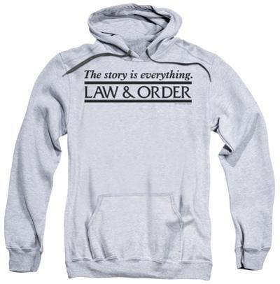 Hoodie: Law & Order - Story