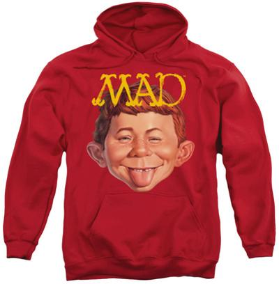 Hoodie: Mad - Absolutely Mad
