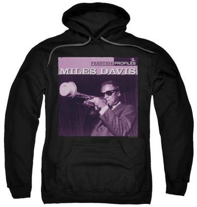 Hoodie: Miles Davis - Prince
