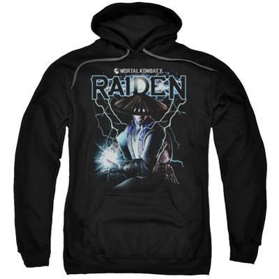 Hoodie: Mortal Kombat- Raiden Lightning