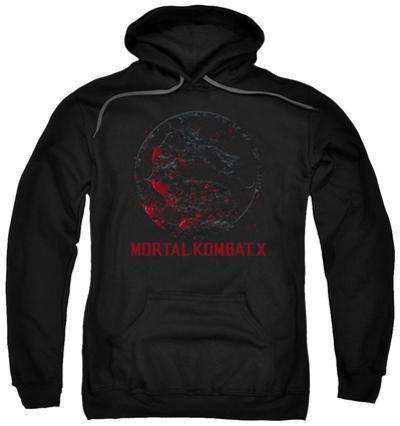 Hoodie: Mortal Kombat X - Bloody Seal