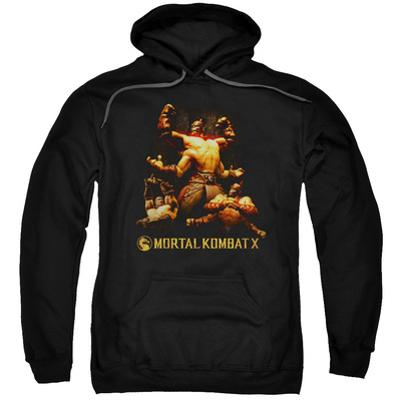 Hoodie: Mortal Kombat X- Goro Collage