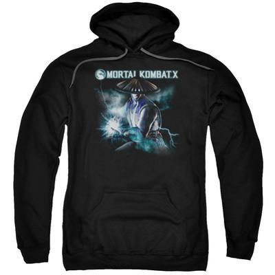 Hoodie: Mortal Kombat X- Raiden Electrified