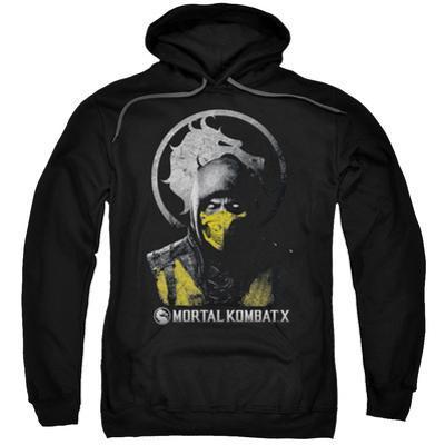 Hoodie: Mortal Kombat X - Scorpion Bust