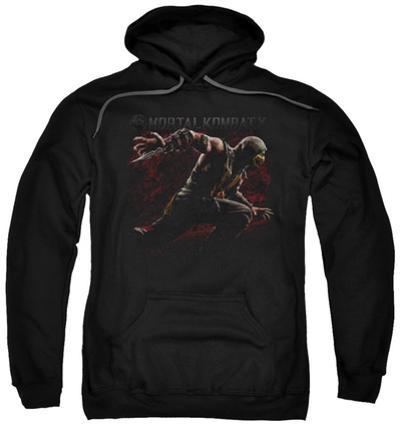 Hoodie: Mortal Kombat X - Scorpion Lunge