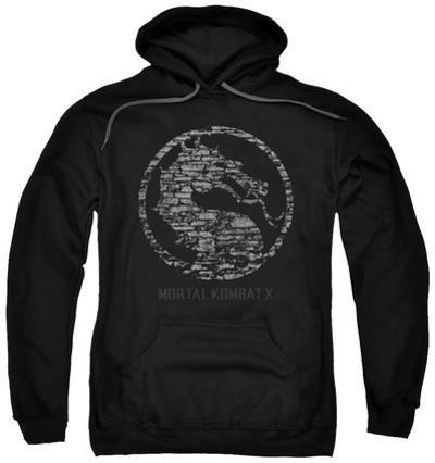 Hoodie: Mortal Kombat X - Stone Seal