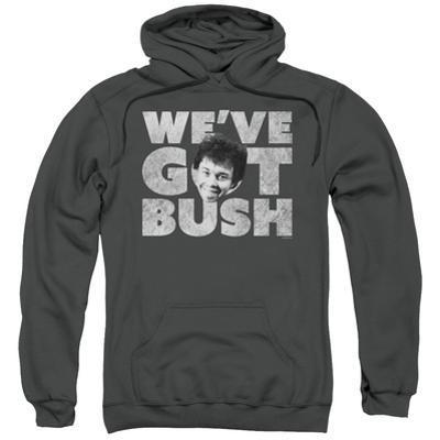 Hoodie: Revenge Of The Nerds- We'Ve Got Bush