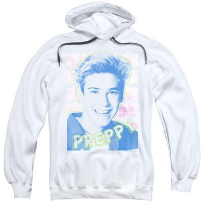 Hoodie: Saved By The Bell- Preppy
