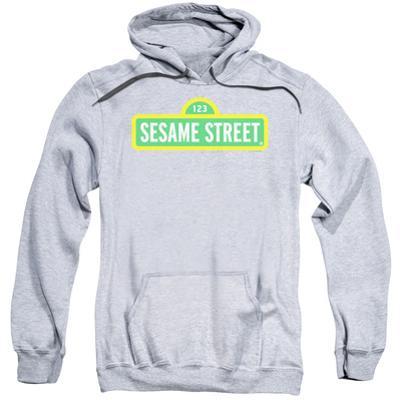 Hoodie: Sesame Street- Logo