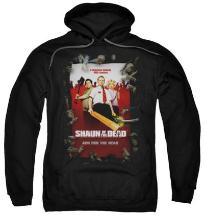 Hoodie: Shaun Of The Dead - Poster