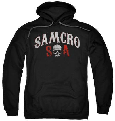 Hoodie: Sons Of Anarchy - Samcro Forever
