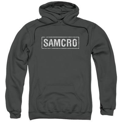 Hoodie: Sons Of Anarchy - Samcro (Front/Back)