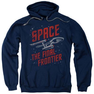 Hoodie: Star Trek - Space Travel