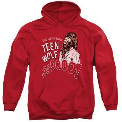 Hoodie: Teen Wolf- Animal Call