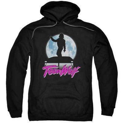 Hoodie: Teen Wolf- Moonlight Surf
