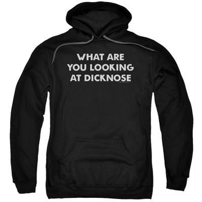 Hoodie: Teen Wolf- What You Looking At Dicknose