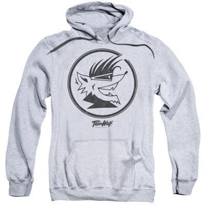 Hoodie: Teen Wolf- Wolf Button Logo