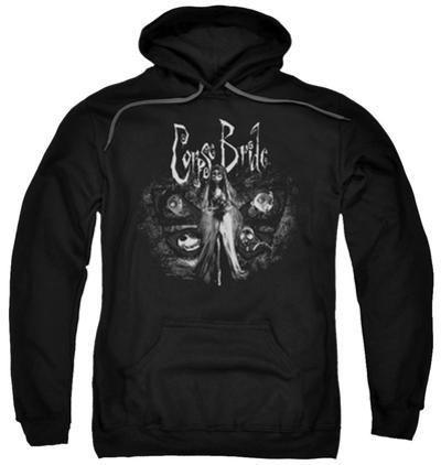 Hoodie: The Corpse Bride - Bride To Be