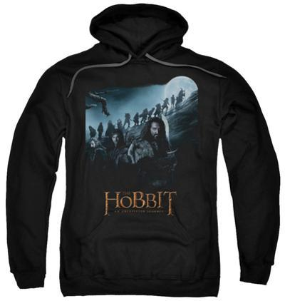 Hoodie: The Hobbit: An Unexpected Journey - A Journey