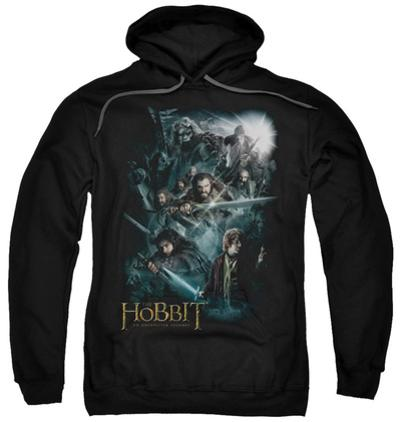 Hoodie: The Hobbit: An Unexpected Journey - Epic Adventure