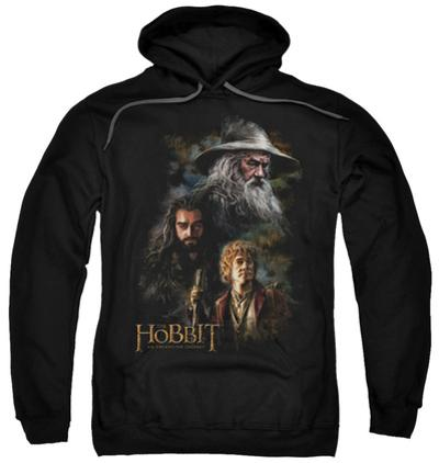 Hoodie: The Hobbit: An Unexpected Journey - Painting