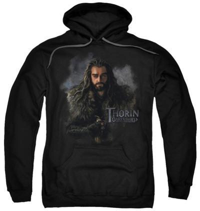 Hoodie: The Hobbit: An Unexpected Journey - Thorin Oakenshield