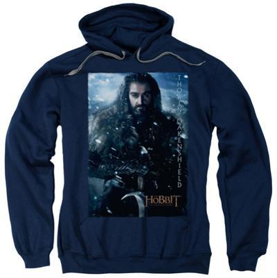 Hoodie: The Hobbit: An Unexpected Journey - Thorin Poster