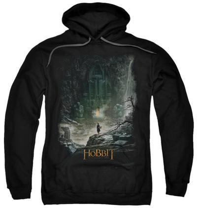 Hoodie: The Hobbit: The Desolation of Smaug - At Smaug's Door