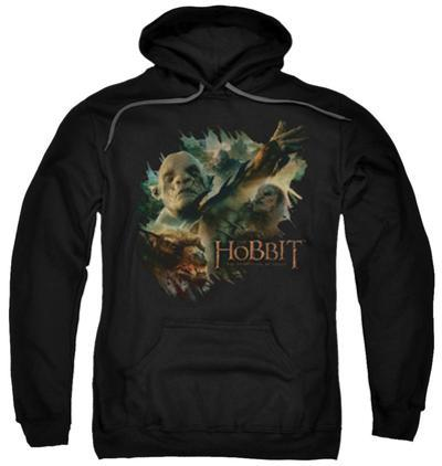 Hoodie: The Hobbit: The Desolation of Smaug - Baddies