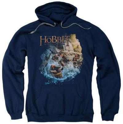 Hoodie: The Hobbit: The Desolation of Smaug - Barreling Down