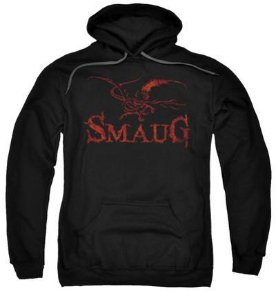 Hoodie: The Hobbit: The Desolation of Smaug - Dragon