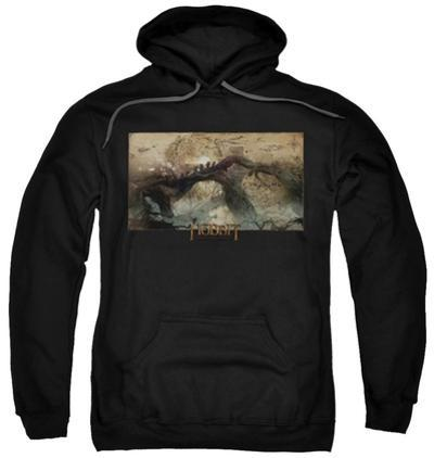 Hoodie: The Hobbit: The Desolation of Smaug - Epic Journey