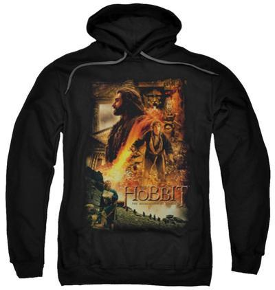 Hoodie: The Hobbit: The Desolation of Smaug - Golden Chamber