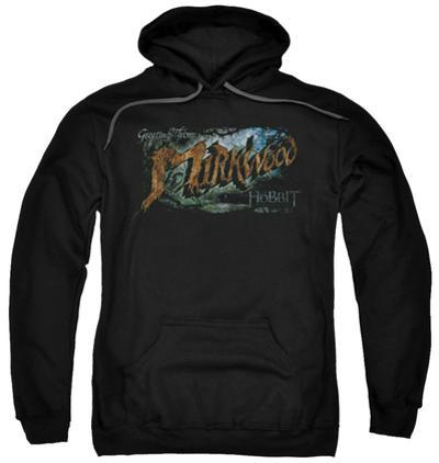 Hoodie: The Hobbit: The Desolation of Smaug - Greetings From Mirkwood