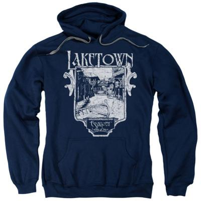 Hoodie: The Hobbit: The Desolation of Smaug - Laketown Simple