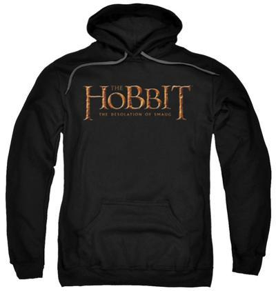 Hoodie: The Hobbit: The Desolation of Smaug - Logo
