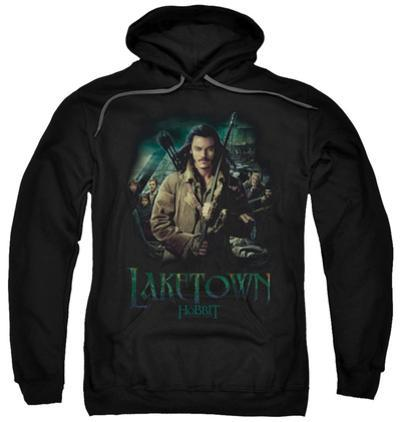 Hoodie: The Hobbit: The Desolation of Smaug - Protector