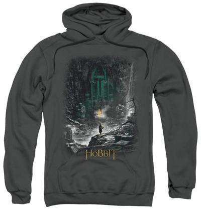 Hoodie: The Hobbit: The Desolation of Smaug - Second Thoughts