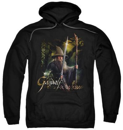 Hoodie: The Hobbit: The Desolation of Smaug - Sword And Staff