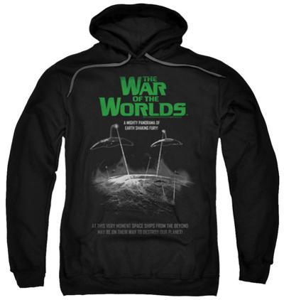 Hoodie: The War Of The Worlds - Attack Poster
