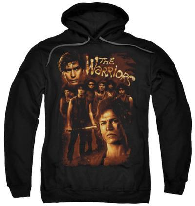 Hoodie: The Warriors - 9 Warriors