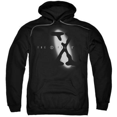 Hoodie: The X-Files - Spotlight Logo