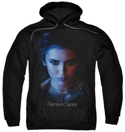 Hoodie: Vampire Diaries - Elena