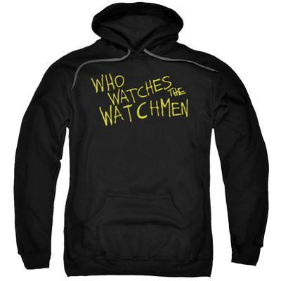 Hoodie: Watchmen - Who Watches