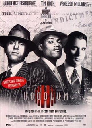 Hoodlum Movie Poster